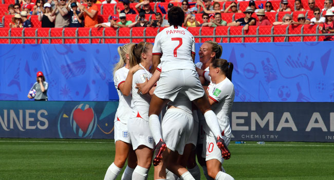 Women's Cup: England Beat Cameroon, Advance To Quarter-Final