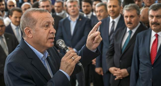 Egyptian Ex-President Morsi Was 'Killed', Says Erdogan