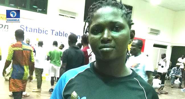 Bello Wins National Women Singles Table Tennis Championship