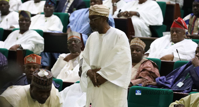 Gbajabiamila Asks Executive To Submit 2020 Budget By September