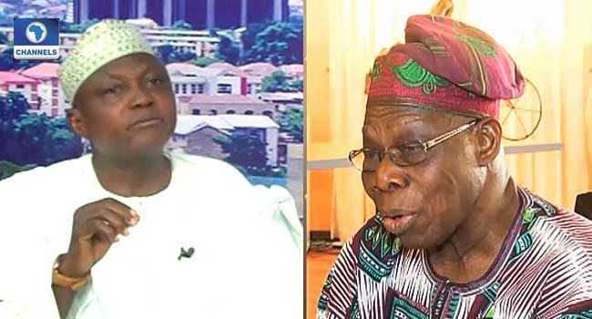 Democracy Day: Obasanjo Owes Nigerians An Explanation For His Absence – Garba Shehu