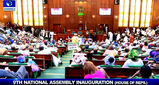 LIVE: Election of Speaker, Deputy For House Of Reps