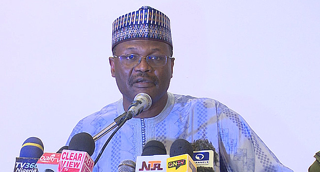 INEC Is The Most Improved Public Institution In Nigeria – Yakubu