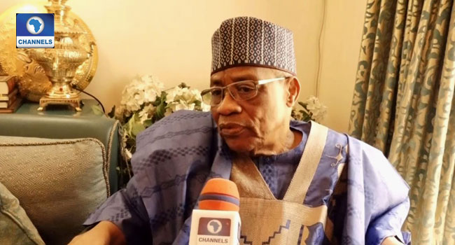 IBB Confident Buhari Will Tackle Security Challenges