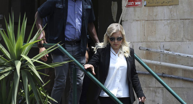 Israel PM Netanyahu's Wife Convicted Of Misusing Public Funds