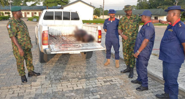 One Soldier, Two NSCDC Officials Killed By Suspected Militants In Rivers