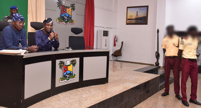 Lagos Govt To Punish Two LASTMA Officials Over Alleged Extortion