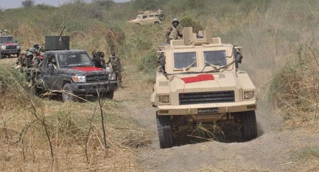 10 Soldiers, 64 Boko Haram Terrorists Killed In Darak Attack