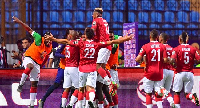 Madagascar Beat Nigeria 2-0, Advance As Group B Winner