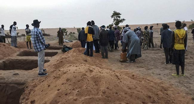 Mali Prime Minister Visits Site Of Village Massacre