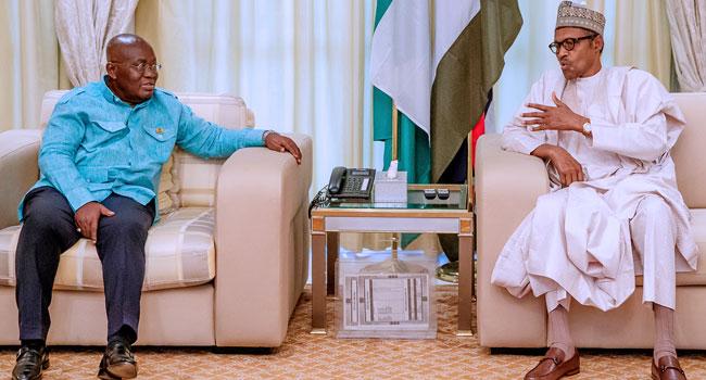 Ghana President Calls Buhari, Apologises Over Demolition Of Nigerian Mission