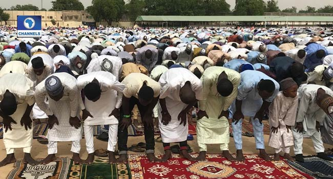Muslims Celebrate Eid-El-Fitr Across Nigeria
