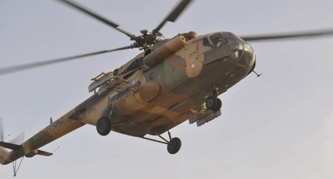 NAF Kills ISWAP Terrorists, Destroys Hideout In Borno