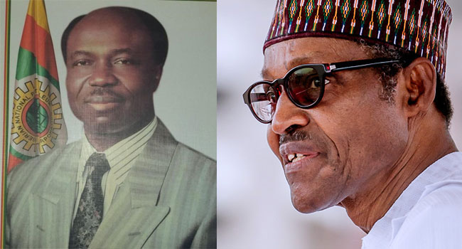 Buhari Appoints Dr Thomas John As Acting Alternate Chairman of NNPC Governing Board