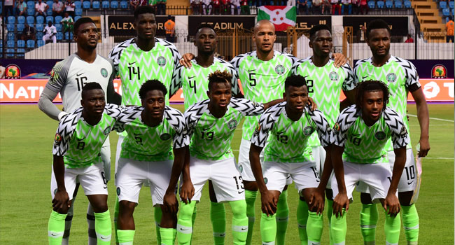 Nigeria To Face Cameroon In AFCON Round Of 16