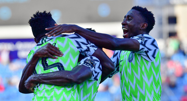 Nigeria Defeat Guinea To Reach AFCON Last 16