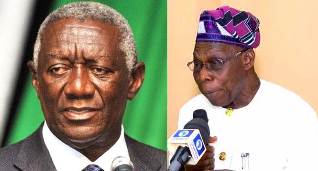 Obasanjo, Kufuor Ask AU, ECOWAS To Intervene In Benin Crisis
