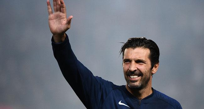 World Cup Winner Buffon To Leave Paris Saint-Germain