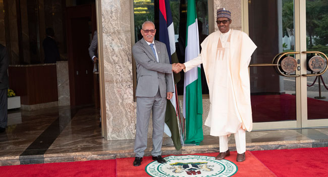 Nigeria Remains Committed To Supporting Sahrawi Arab Democratic Republic – Buhari