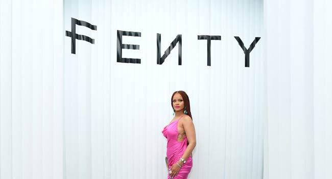 Rihanna Opens New York Pop-Up Shop For Her Fenty Label