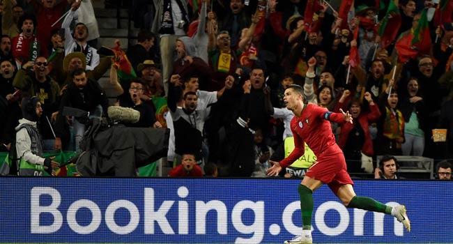 'Genius' Ronaldo Hat-Trick Sends Portugal Into Nations League Final