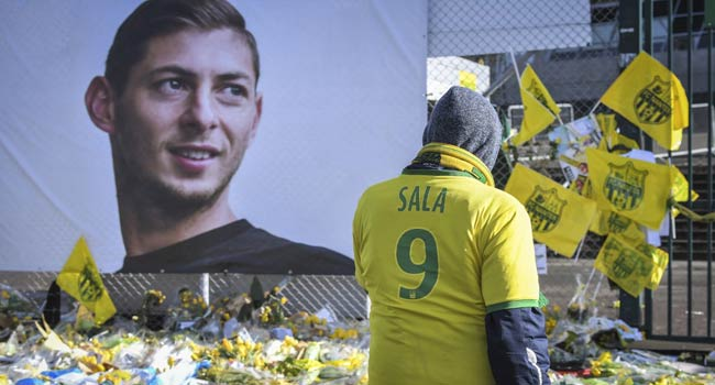 Pilot Henderson Arrested On Suspicion Of Manslaughter Over Emiliano Sala Death