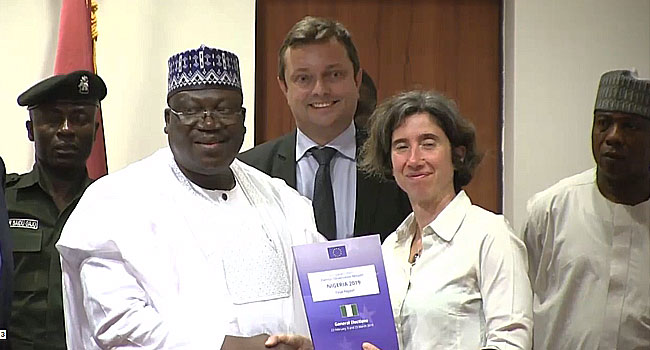 General Elections: NASS To Take Immediate Action On EU Recommendations