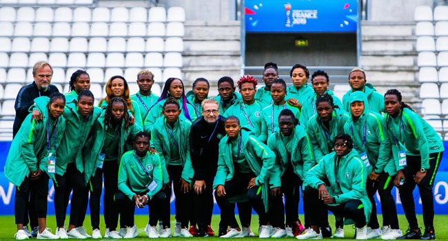 Falcons Begin World Cup Campaign Against Norway