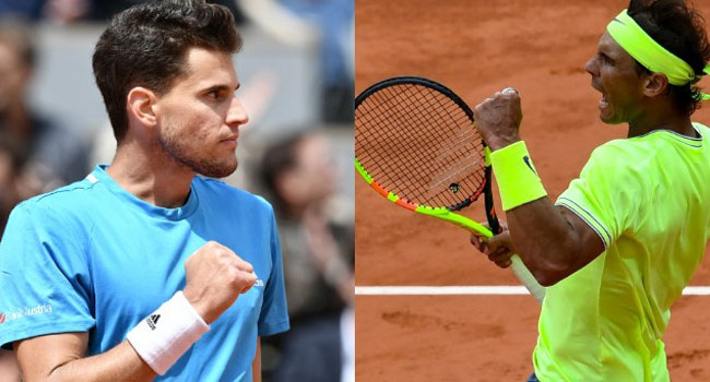 Nadal Faces Thiem For 12th Roland Garros Title