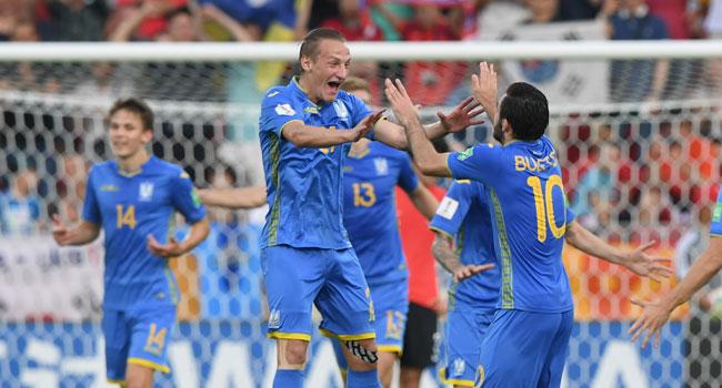 Ukraine Defeat South Korea To Win FIFA Under-20 World Cup