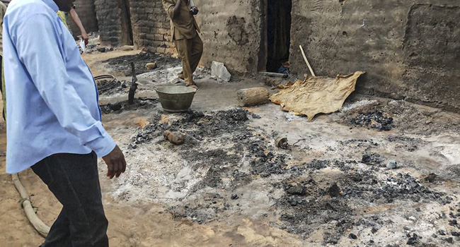 Mali Army Tightens Security After Massacre
