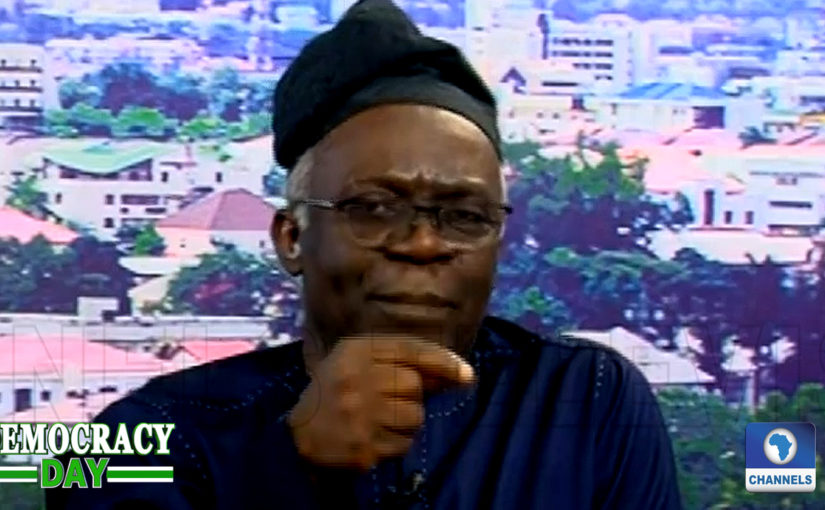 Government Should Recognise Other Heroes Of June 12 Struggle, Says Falana