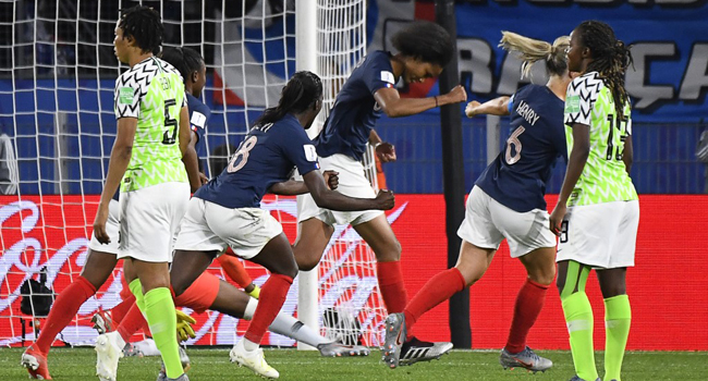 Women's World Cup: France Defeat Nigeria To Reach Last 16