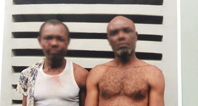 Police Arrest Two Suspected Kidnappers, Rescue Victims