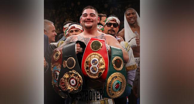 Ruiz Shocks Joshua For Three Heavyweight World Titles