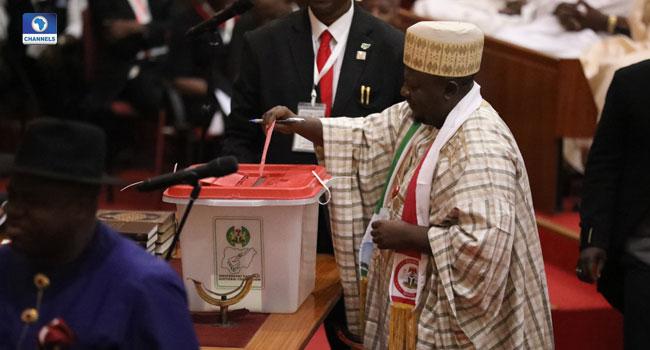 PHOTOS: Ninth Assembly Election Process