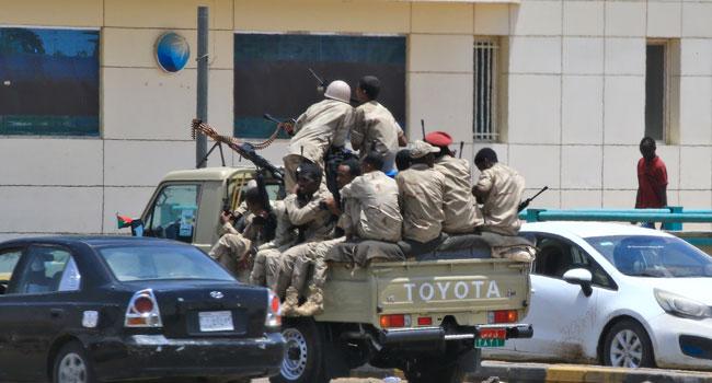 Sudan Forces Arrest Protest Leaders Who Met Ethiopia PM