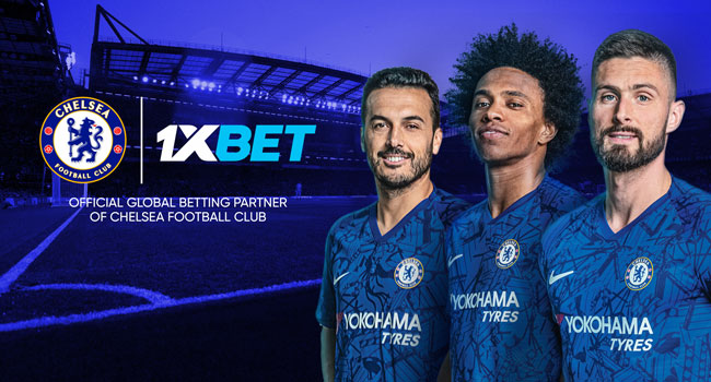 Chelsea FC Teams Up With 1xBet – Channels Television