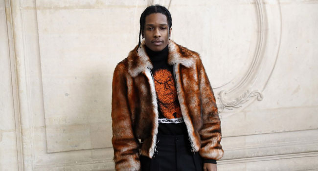 A$AP Rocky Back In Sweden Four Months After Assault Conviction