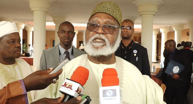 'There Is Anger In The Country', Abdulsalami Rallies Nigerian Elders