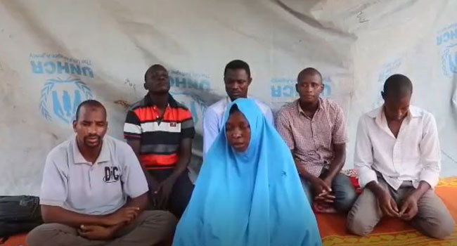 Kidnapped Aid Workers Plead For Rescue In New Video