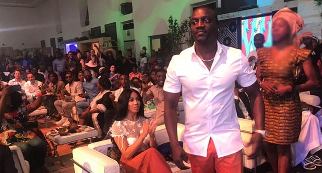 Senegal Invented Jollof Rice – Akon Ignites Jollof War - CHANNELS TELEVISION
