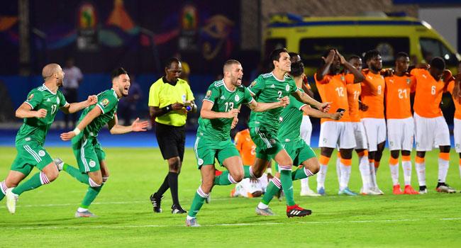 Algeria Beat Côte d'Ivoire On Penalties To Reach Semi-Finals