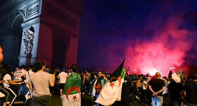 Algerian Football Supporter Runs Over Family In France, Woman Killed
