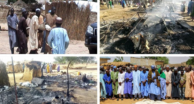 Death Toll in Boko Haram Attack on Funeral Rises to 65