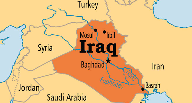 At Least Five Dead In Baghdad Suicide Blasts