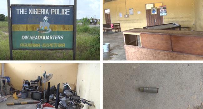 Image result for Gunmen invade station in Bayelsa community, kill DPO, pregnant policewoman, others