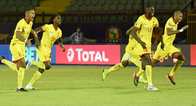 Benin Beat Morocco, Advance To AFCON Quarter Final