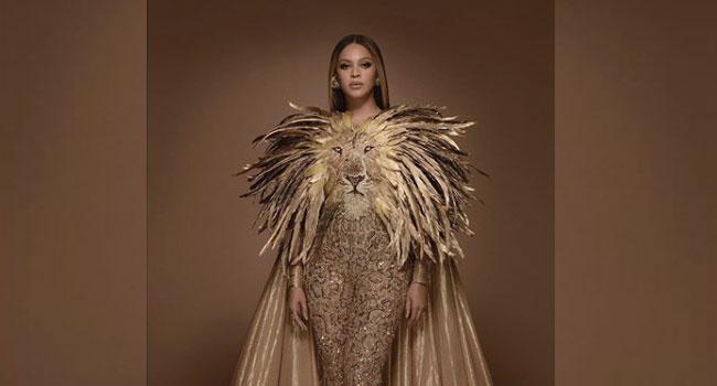 Beyonce Reveals Wizkid, Tiwa Savage, Yemi Alade, Others For New Album
