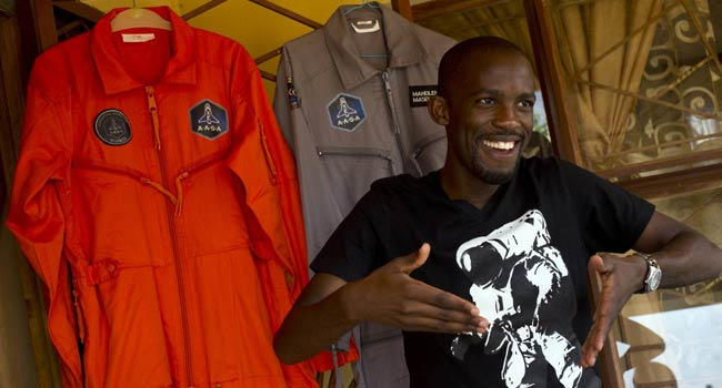 First black African hoping to travel to space dies